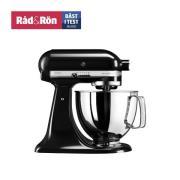 KitchenAid - Artisan Köksmaskin 4,8 L Svart