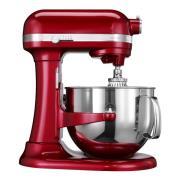 KitchenAid - Artisan Köksmaskin 6,9 L Röd Metallic
